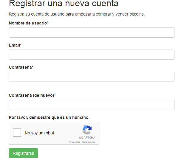 registro localbitcoins