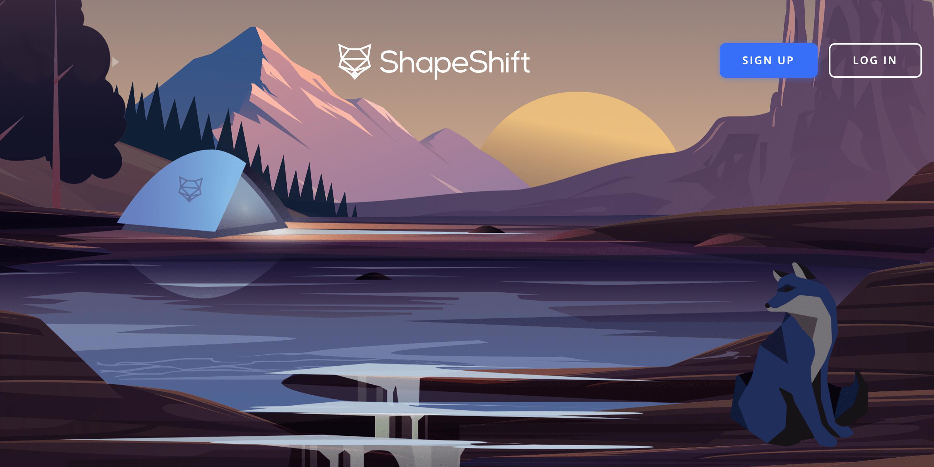 Intercambie y realice el seguimiento de BCH en la nueva suite Shapeshift para la gestión de criptografía sin custodia