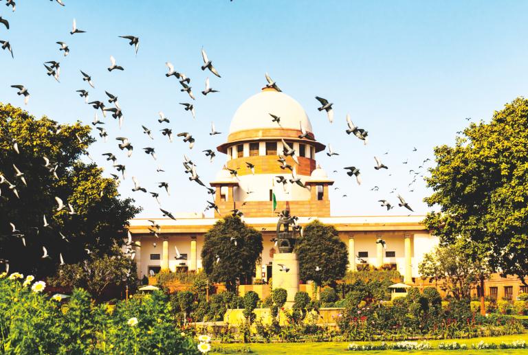 La Corte Suprema de la India escuchó el caso de criptografía en profundidad hoy