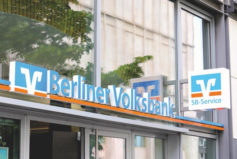 El principal banco alemán de cooperativas aprueba tasas de interés negativas a los clientes