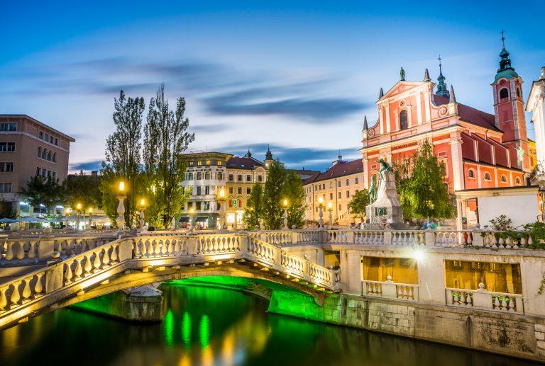 Eslovenia tiene las ubicaciones físicas con mayor aceptación de BCH en todo el mundo
