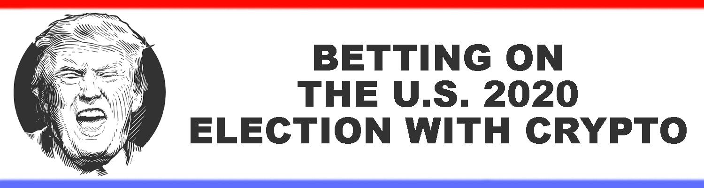 Los futuros de criptomonedas y los mercados de predicción muestran que Trump gana las elecciones de EE. UU. 2020