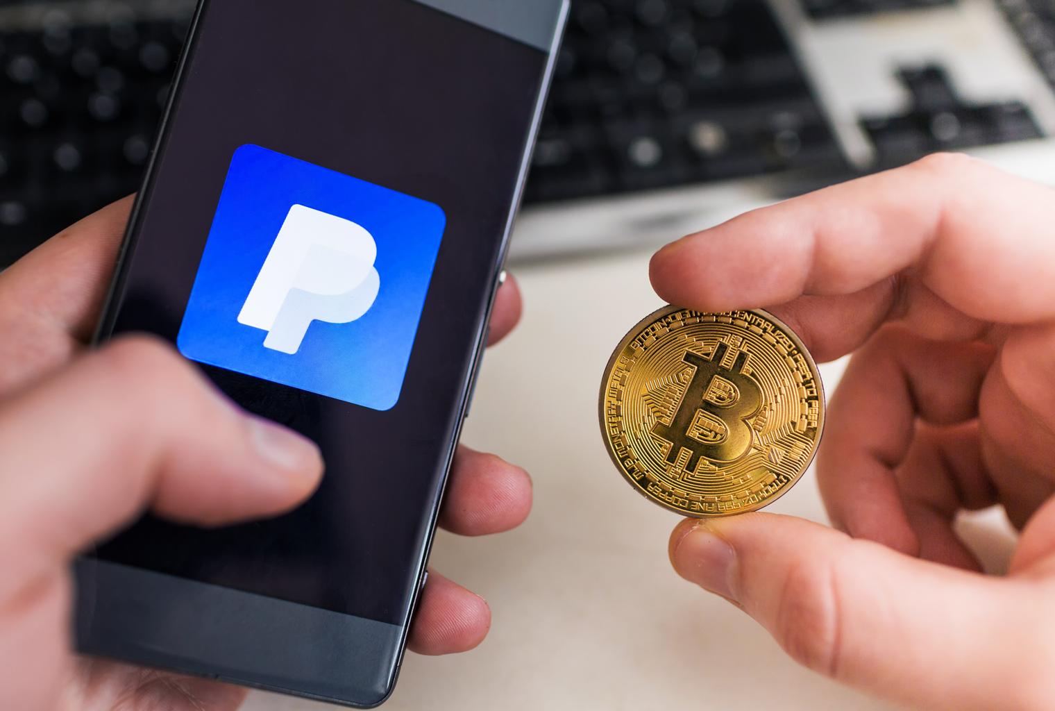 como comprar bitcoins com paypal