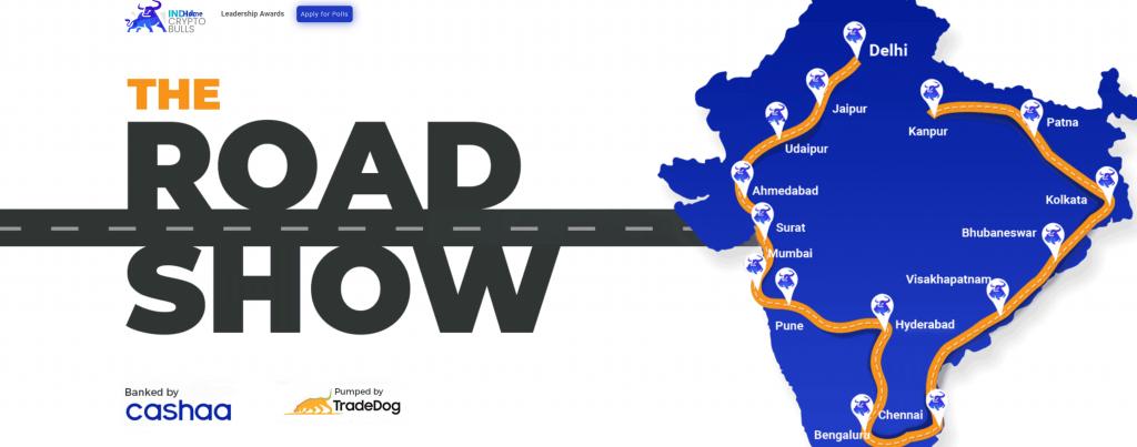 El Ministerio de Estado de la India discute la criptomoneda con los fundadores de Indian Crypto Bulls Roadshow