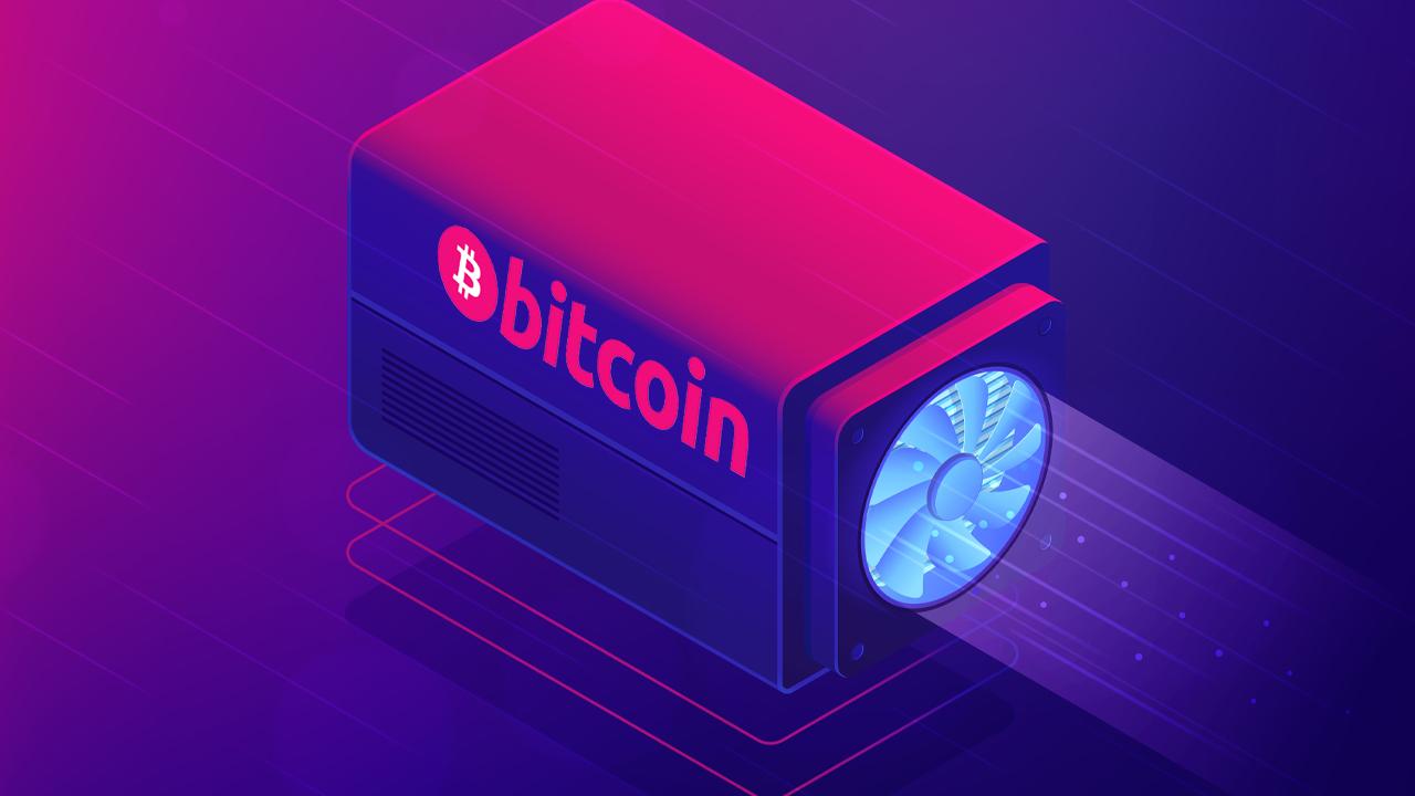 bitcoin hash ráta
