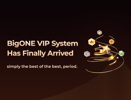 Aquí es por qué el nuevo sistema VIP de BigONE puede sacar el máximo provecho de su comercio diario | Comunicado de prensa Bitcoin News